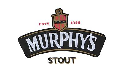 Murphys Irish Stout Poster by EricaMaxine  Price