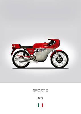 Mv Agusta Sport E Poster