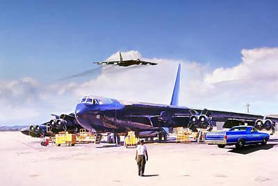 My Baby B-52 Poster