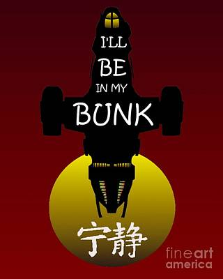 My Bunk Poster