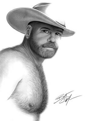 My Cowboy Poster