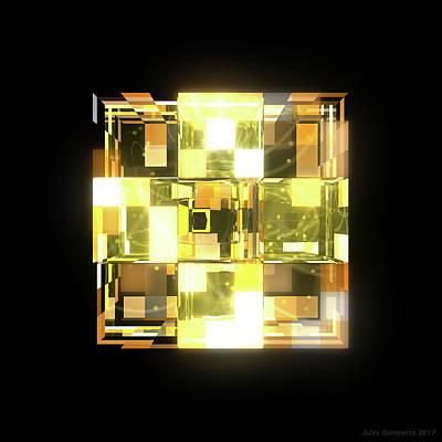 My Cubed Mind - Frame 019 Poster