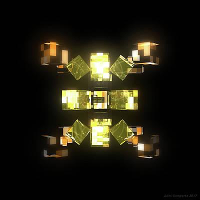 My Cubed Mind - Frame 085 Poster