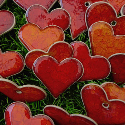 My Funny Valentine Poster by Marcus Hammerschmitt