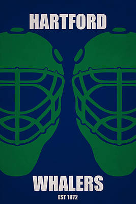 My Hartford Whalers Poster