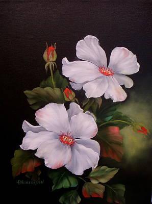 My Wild Rose Poster