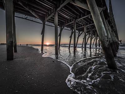 Myrtle Beach Sunrise I Poster