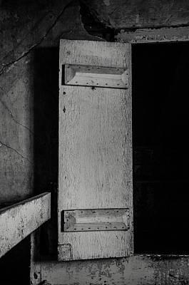 Mysterious Attic Door  Poster