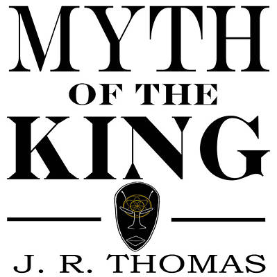 Poster featuring the digital art Myth Of The King Cover by Jayvon Thomas
