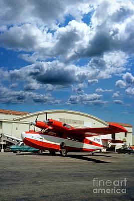 N780, Mckinnon G21g, Aleutian Goose, Turbo-prop Poster by Wernher Krutein