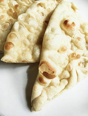 Naan Bread Poster by Tom Gowanlock