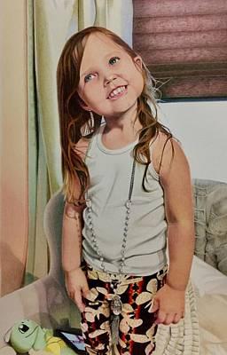 Nana's Necklace Poster