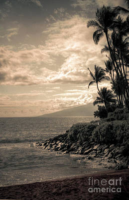 Poster featuring the photograph Napili Heaven by Kelly Wade