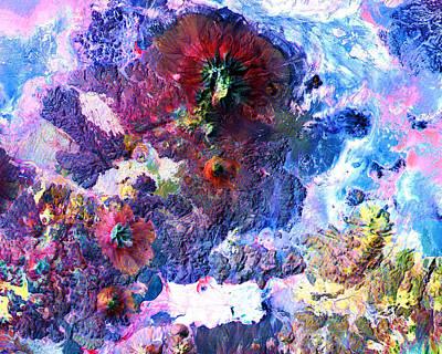 Nasa Image-andes Mts., Chile - Bolivia-2  Poster