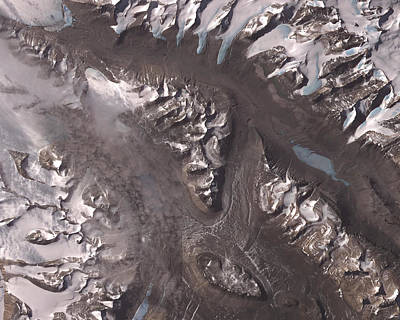 Nasa Image-dry Valleys, Antarctica-2 Poster
