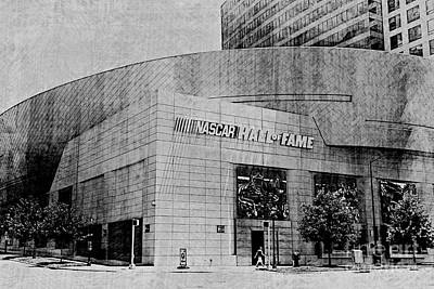 Nascar Hall Of Fame 2 Poster