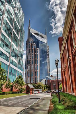 Nashville Att Tower Poster