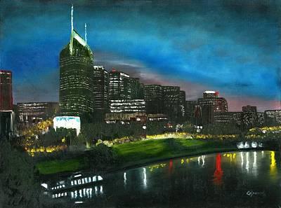 Nashville Nights Poster