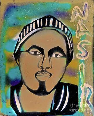 Nasir Jones Poster