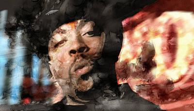 Nate Dogg 465900 Poster by Jani Heinonen