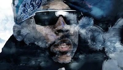 Nate Dogg 685490 Poster by Jani Heinonen