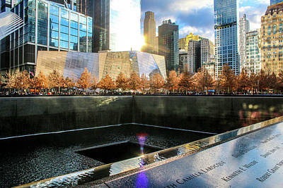 National September 11 Memorial And Museum  Poster