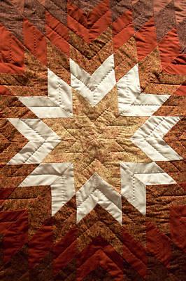 Native American Great Plains Indian Artwork Vertical 01 Poster