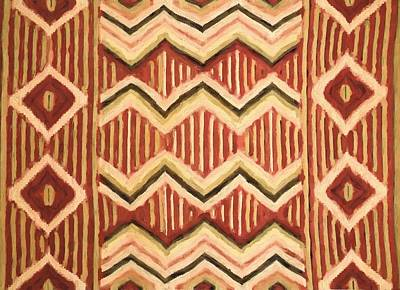 Native Pattern Poster by Dan Sproul