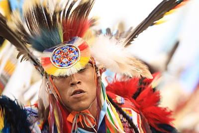 Native Pride Poster