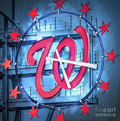 Nats Time Poster