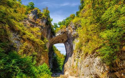Natural Bridge - 5 Poster