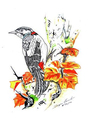 Nature  Poster by Dwayne  Hamilton