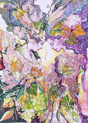 Nature Fairies Poster