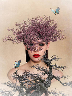 Natures Beauty Poster by Sharon Lisa Clarke