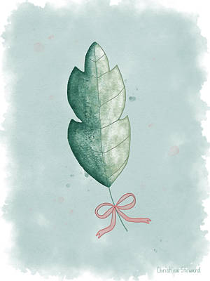 Nature's Gift Poster by Christina Steward
