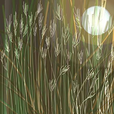 Nature's Landscape  Poster by Denny Casto