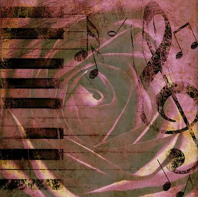 Natures Music Poster