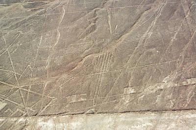 Nazca Lines Geoglyphs Poster by Jess Kraft