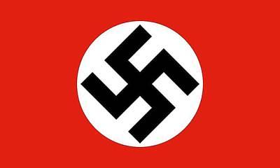 Nazi Flag 1920-1945 Poster