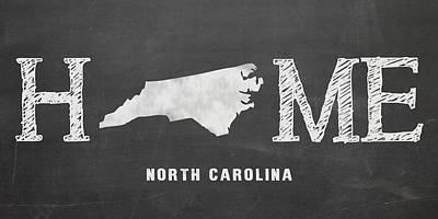 Nc Home Poster