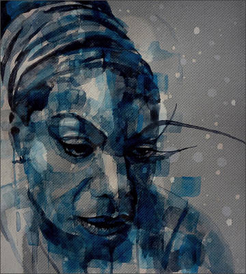 Ne Me Quitte Pas  Poster by Paul Lovering