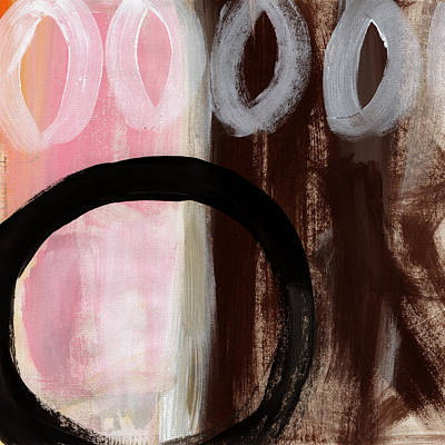 Neapolitan 2 - Abstract Painting Poster