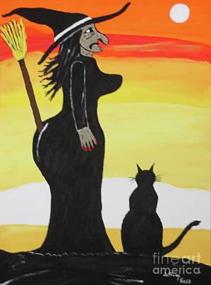 Broom Holder  Poster