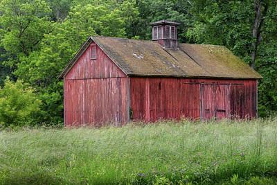 New England Summer Barn 2016 Poster