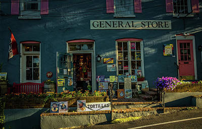 New Hope General Store Poster
