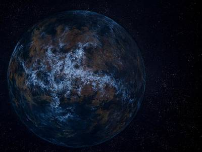 Extrasolar Planet Poster