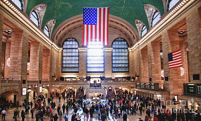 New York - Grand Central Terminal Poster