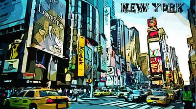 New York 01 Poster