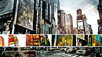 New York 2 Poster