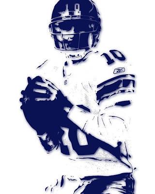 New York Giants Eli Manning 2 Poster